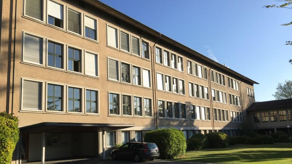 La scola «Rittermatte» a Bienna.