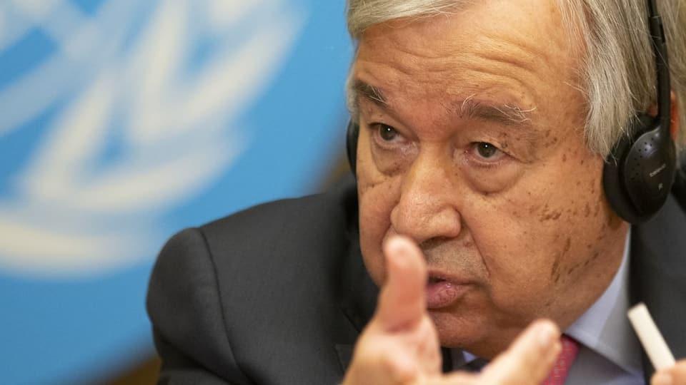 Wird das UNO-Gipfeltreffen in den USA zum «Superspreader»-Anlass?