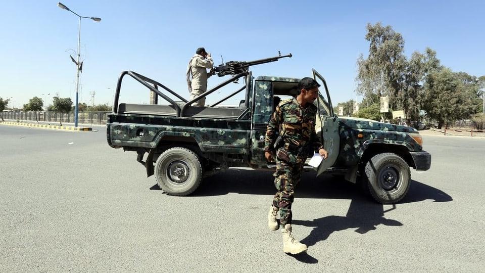 Krieg in Jemen – Konfliktparteien sind sich einig über ersten Truppenabzug