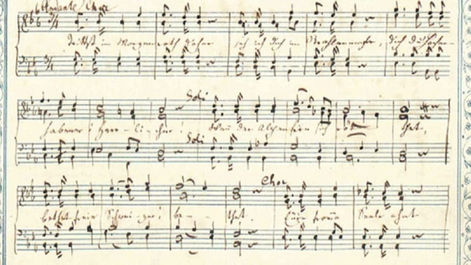 Il psalm svizzer