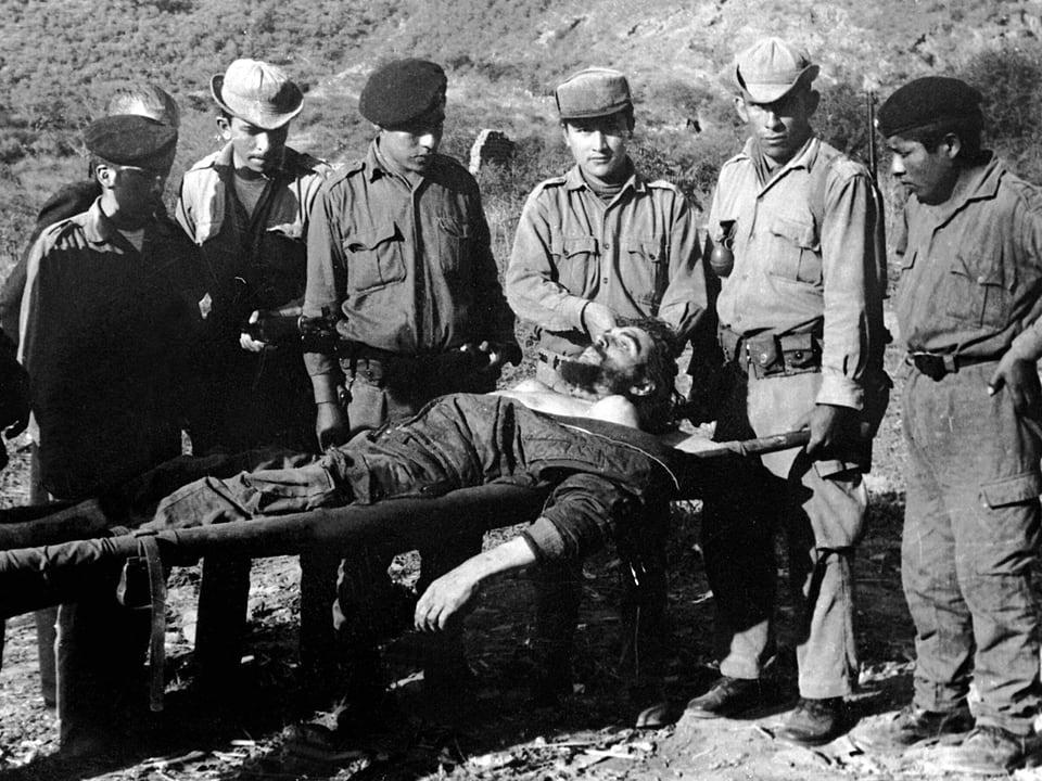 1967 – l'onn cura che Che Guevara vegn assassinà