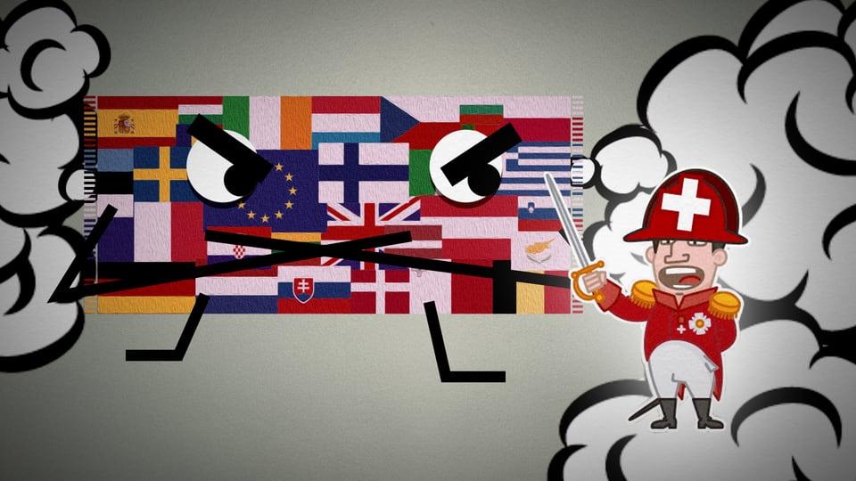 Trailer: «Ich, du und die EU»