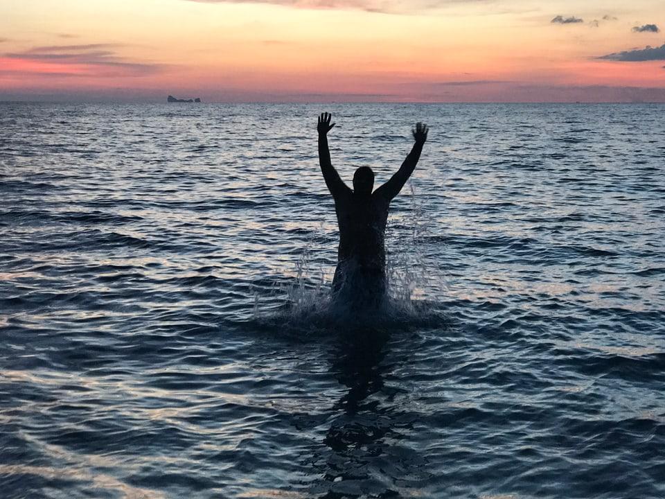 Charezza per la mar