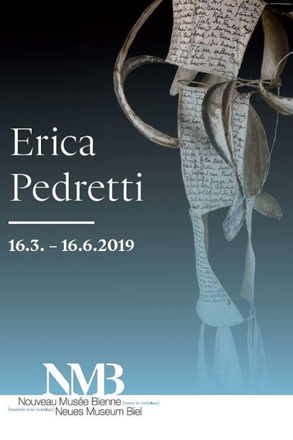 Il «Neues Museum Biel» mussa ina retrospectiva da l'ovra dad Erica Pedretti