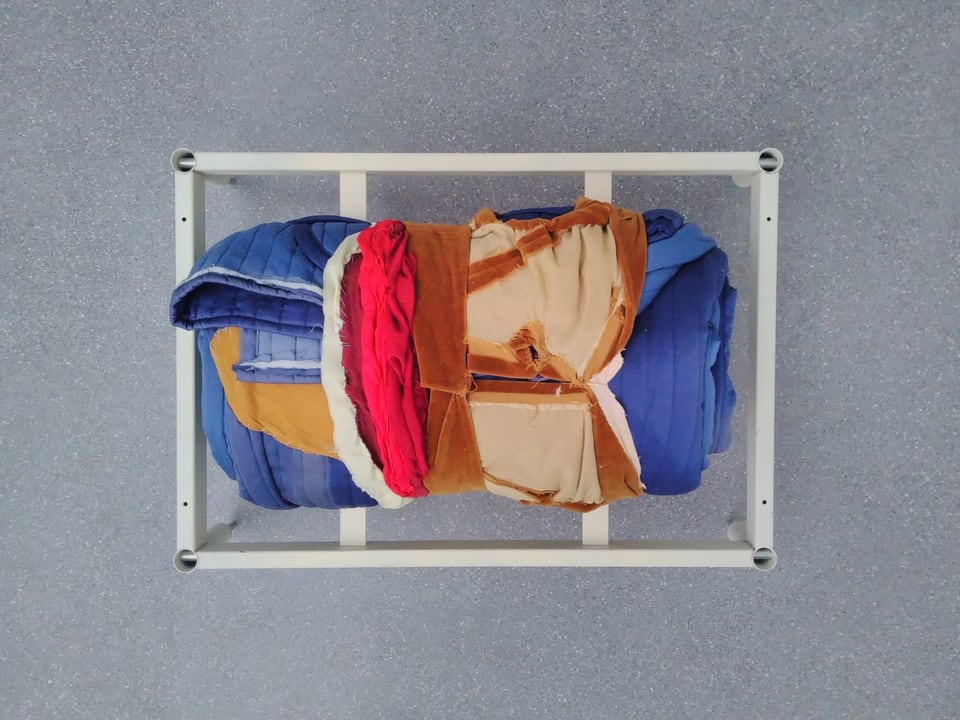 «Bundled (II)» da Flurina Sokoll.