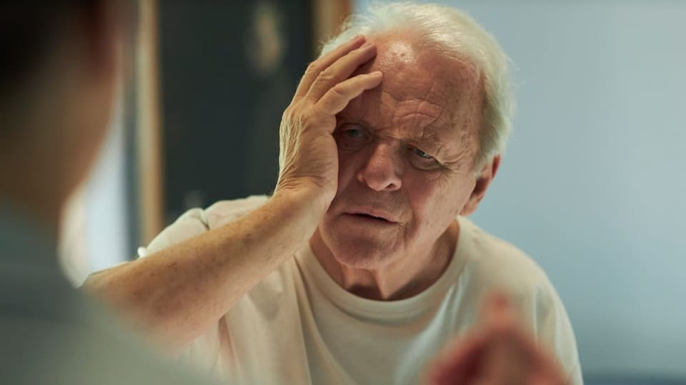 «The Father» mit Sir Anthony Hopkins