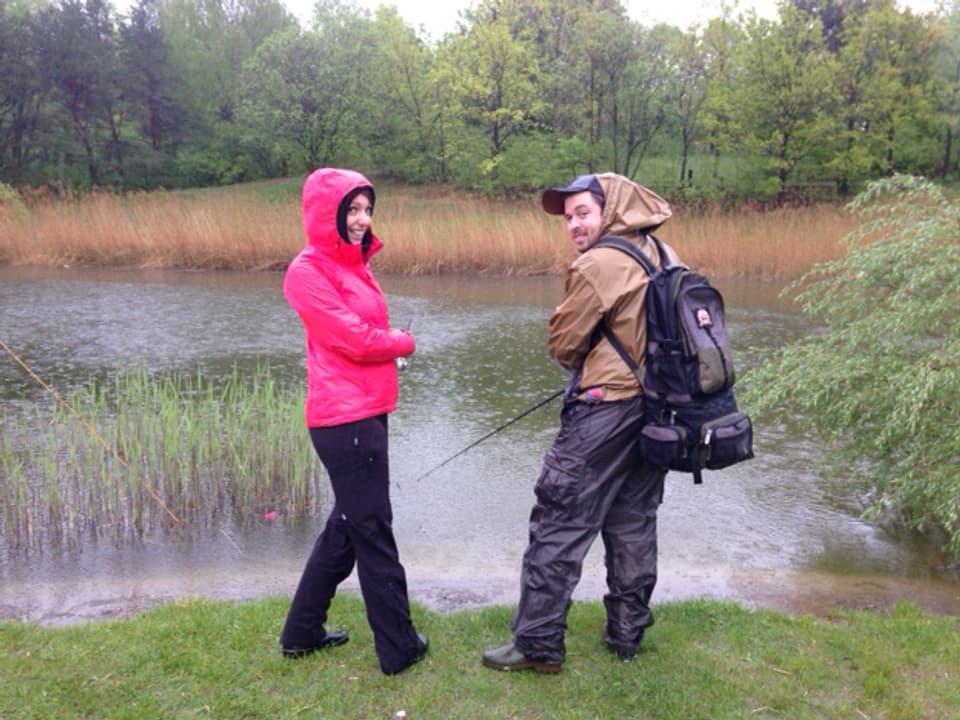 Input-Macherin Simona Caminada will wissen, warum immer mehr junge, urbane Menschen anfangen zu fischen.