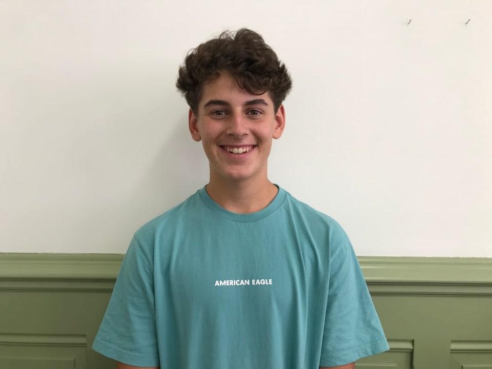 Lukas Buholzer, 15