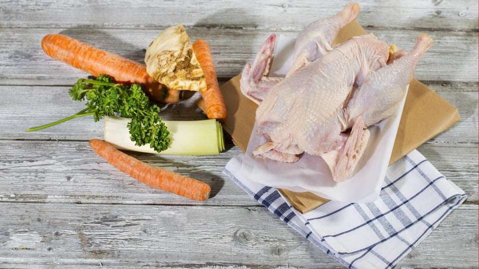 Küchenhygiene: Richtig zubereiten – sicher geniessen