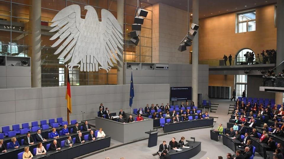 Der Deutsche Bundestag: Wer wird hier künftig Platz nehmen?
