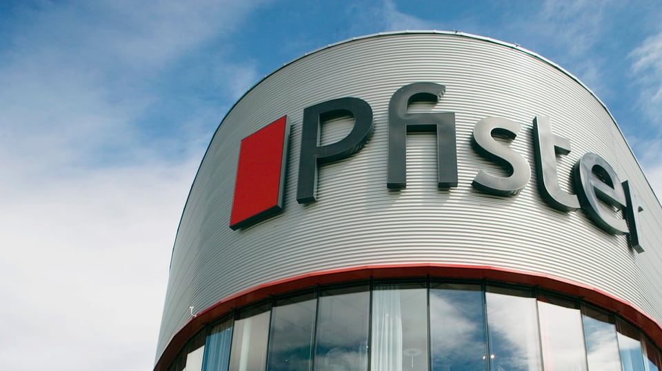 Wirtschaft Pfister Kauft Möbel Hubacher News Srf