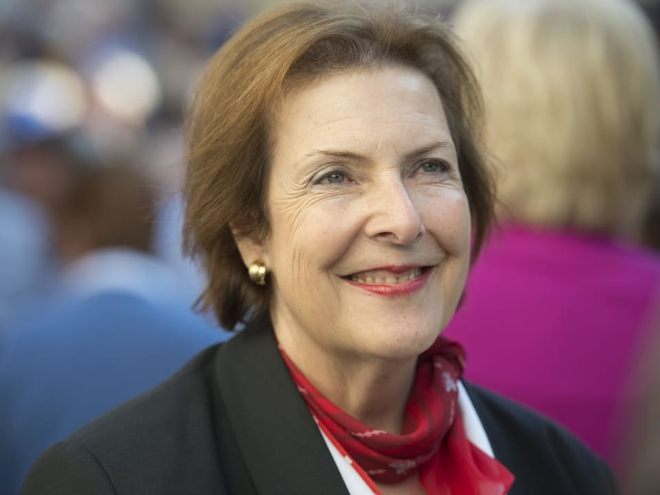 Christine Egerszegi.