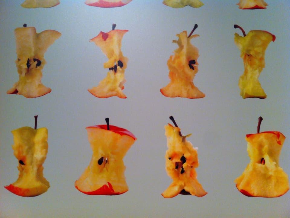 Bitschgi, Bitzgi, Groebschi ... wie nennt ihr das «Apfelkerngehäuse»?