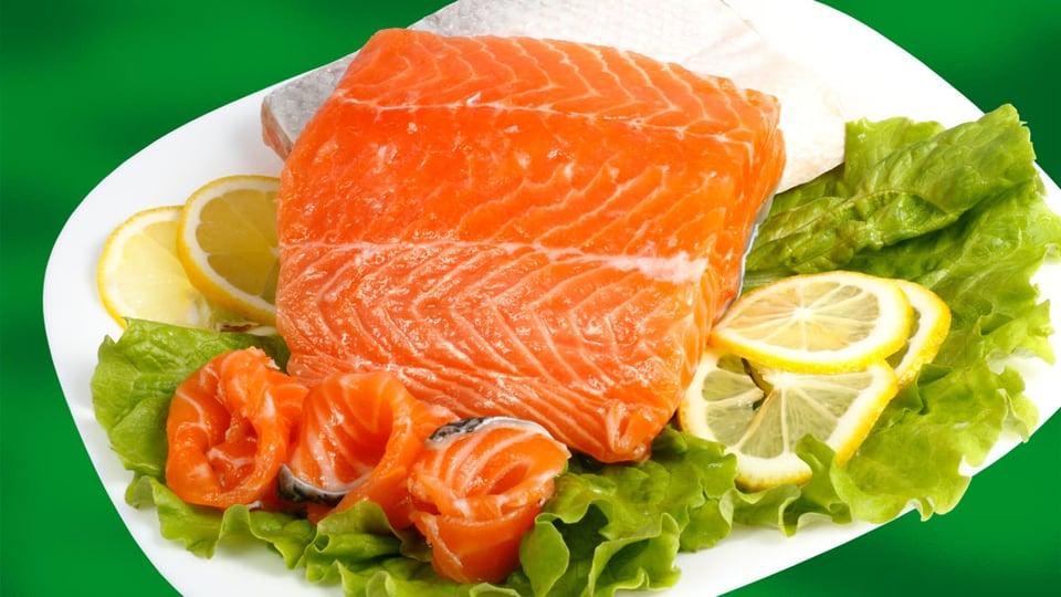 Parasiten In Lebensmitteln Fisch Aus Dem Laden Wenn Der Wurm Drin
