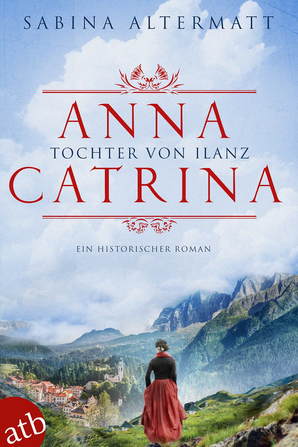 Cover dal cudesch Anna Catrina.