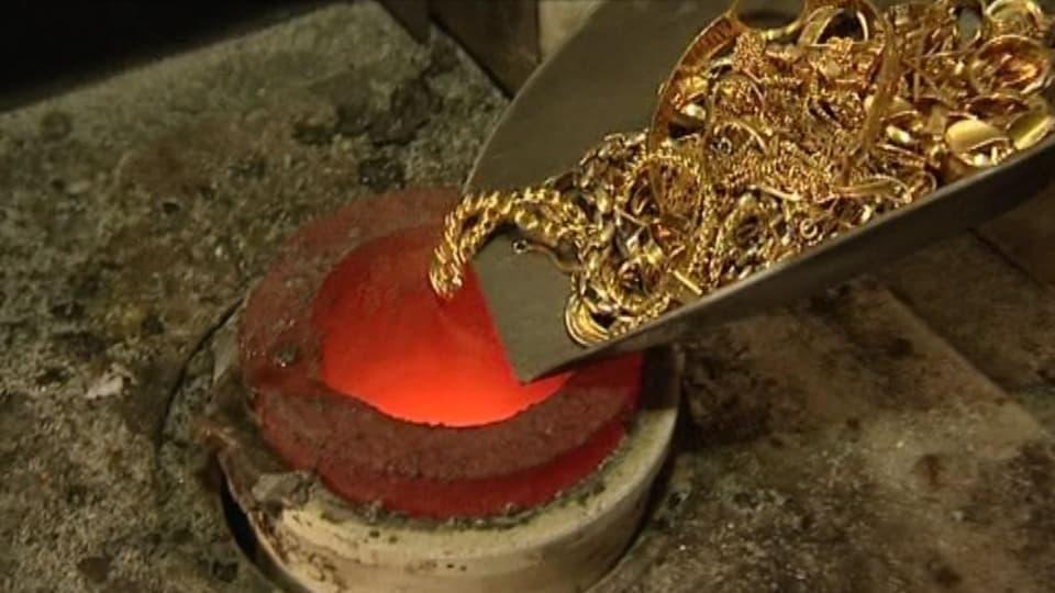 Der Kreislauf des Goldes