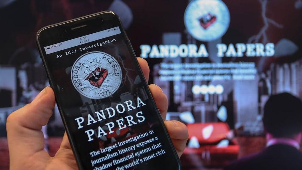Pandora Papers: «Lässt uns sehen, was hinter Kulissen abläuft»
