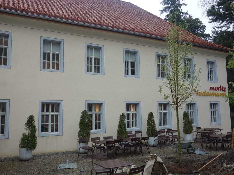 L'anteriura scola a Hohenems