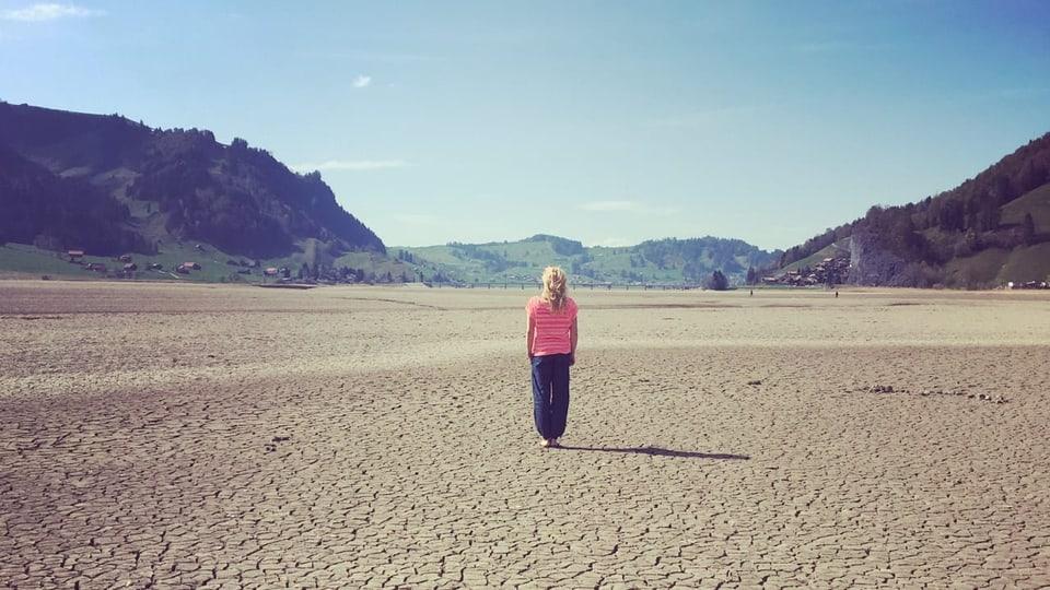 Wüsten-Feeling am 18. April 2020