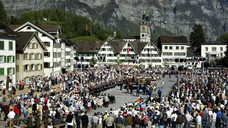 Landsgemeinde 2007