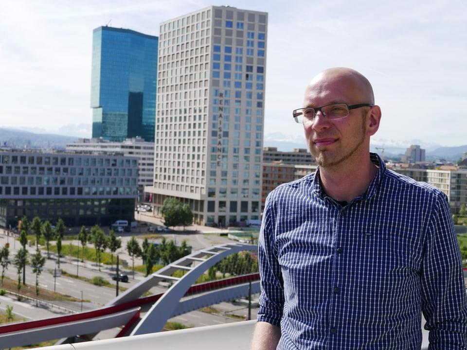 Verkehrspsychologe Markus Hackenfort