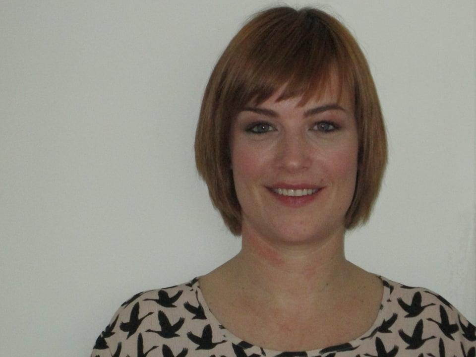 Karin Streuli, 33, Gründet die Akademie für Make Up-Kunst