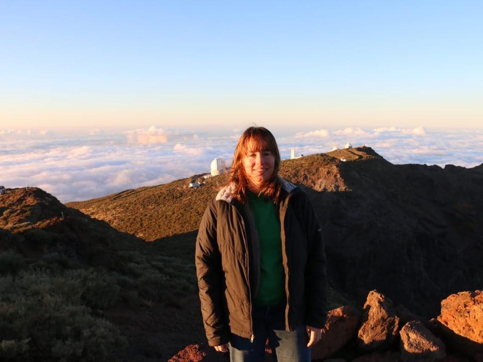 Astronomin Lucia Kleint