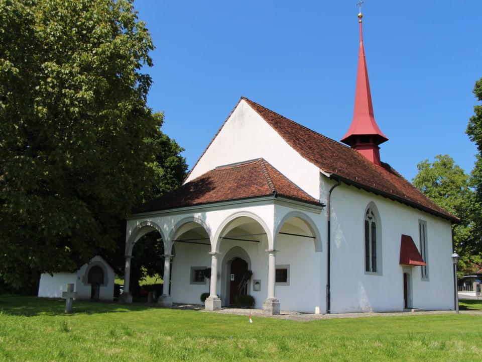 Kapelle bei Sempach.