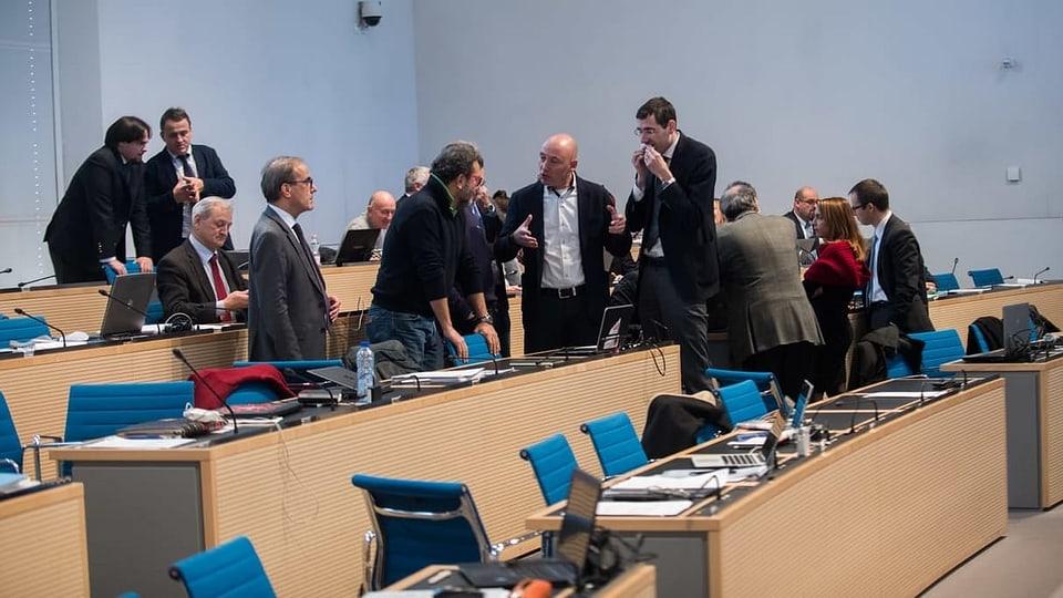 Wahlen im Tessin - Bei den Grossrats-Wahlen liegt die FDP weit vorn