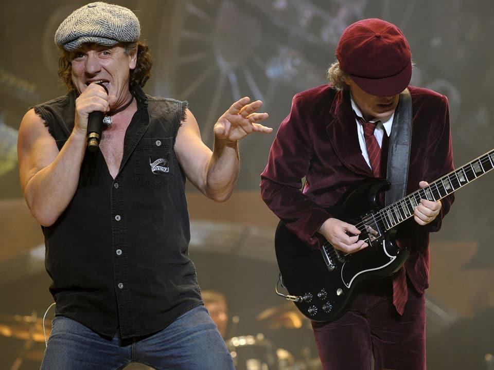 Ein halbes Jahr später überraschten AC/DC die Welt mit ihrem Monument «Back in Black» und einem neuem Sänger.