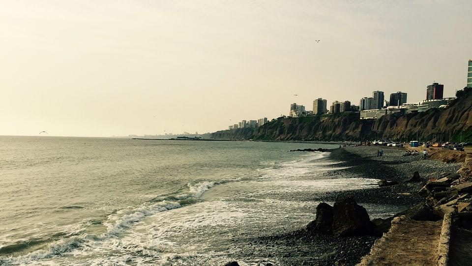 Lima am Pazifik