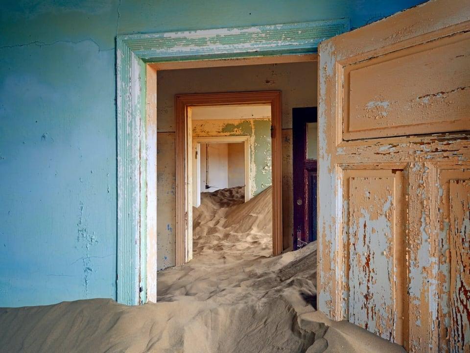 Kolmannskuppe in Namibien