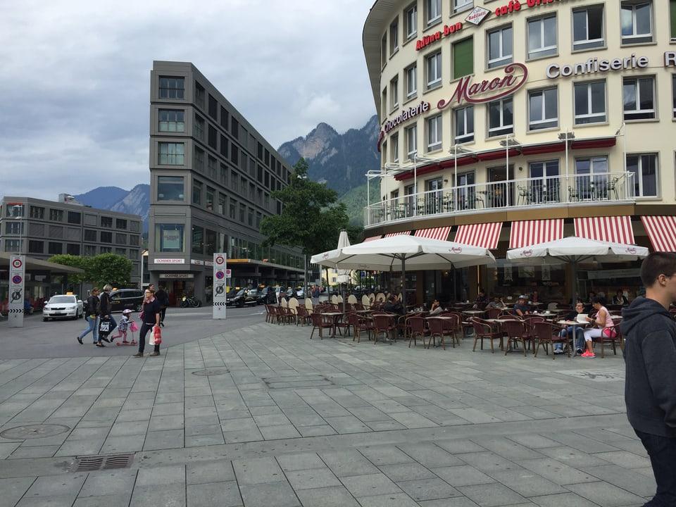 Innenstadt Chur