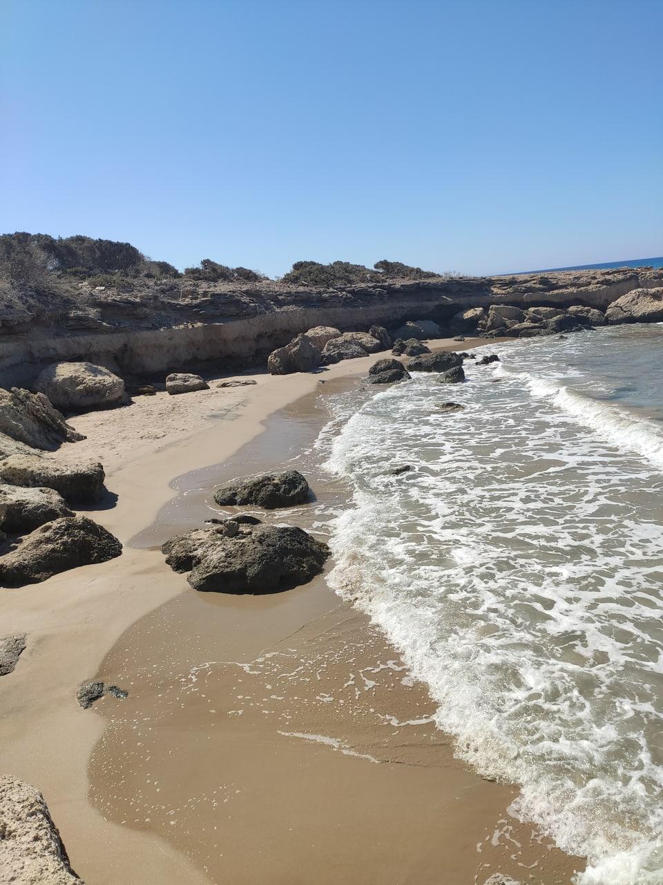 Recreaziun a la riva da Kos en Grezia