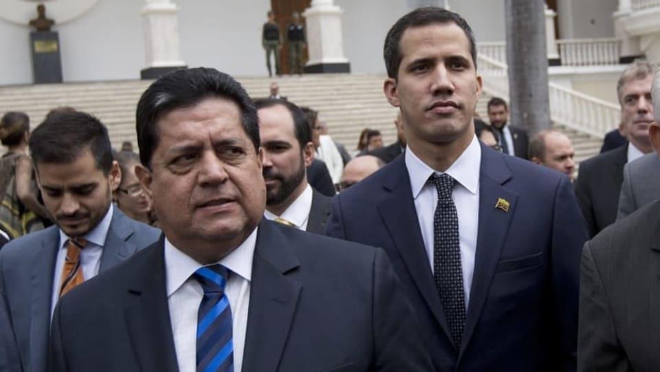 Machtkampf in Venezuela – Guaidós Stellvertreter ist festgenommen worden