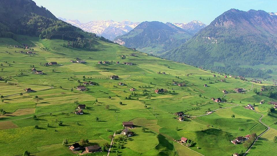 700 Jahre Mensch und Natur in der Schweiz: