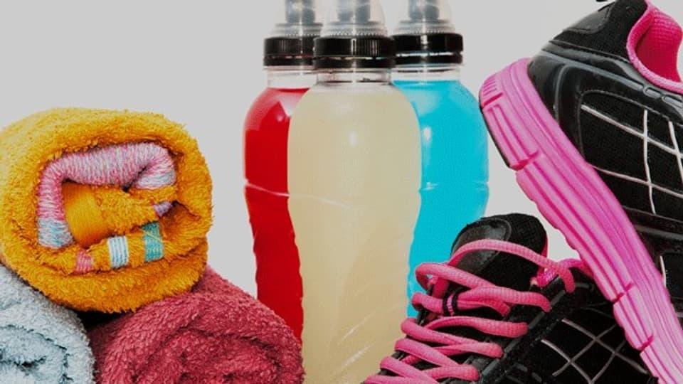 Sportriegel oder Powergetränk: Es geht auch ohne