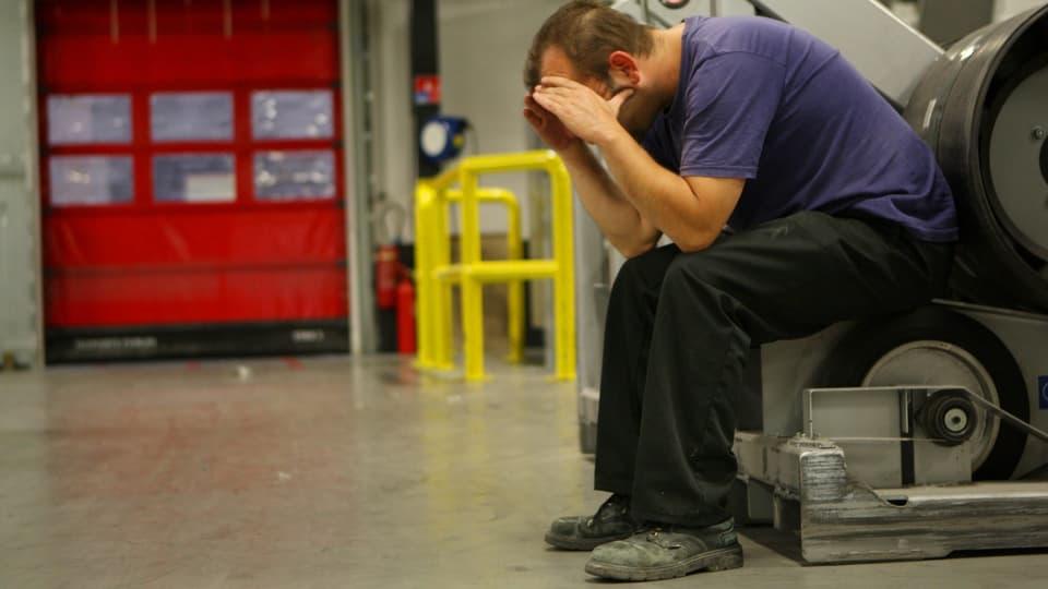 Depressionen: Wie sage ich es meinem Chef und den Kollegen?