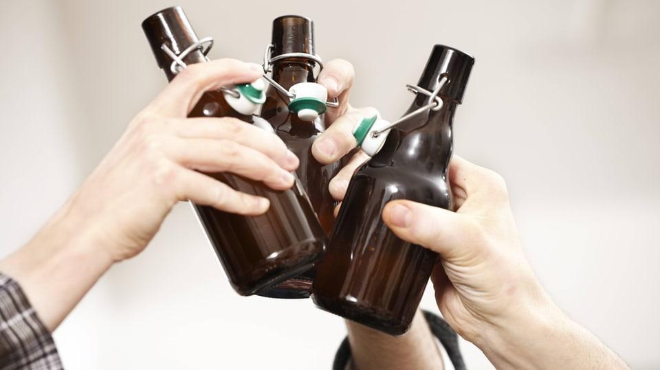 Wieviel Alkohol verträgt die Leber?