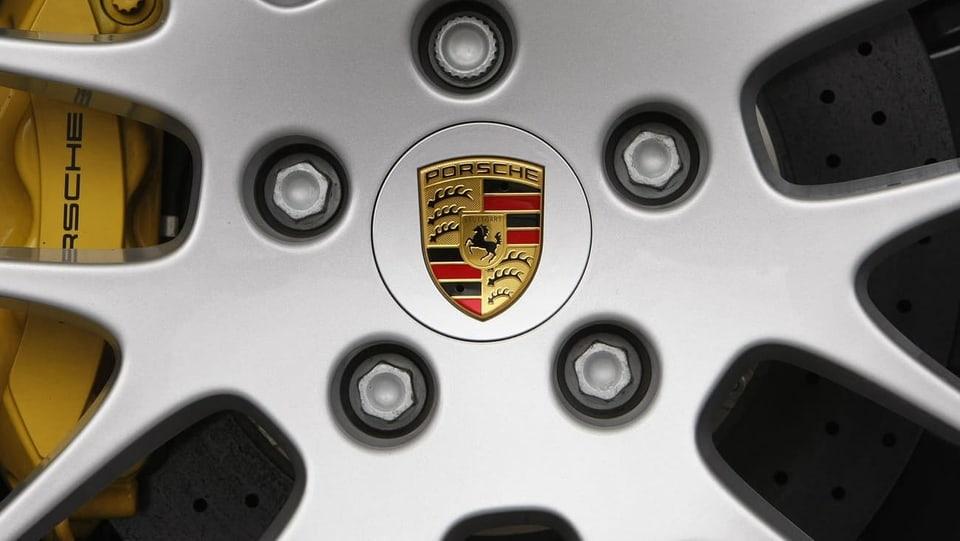 Nach Dieselskandal  – Porsche muss 535 Millionen Euro Busse bezahlen