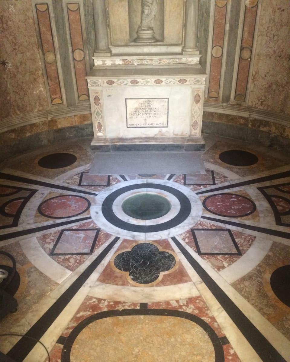 Tempietto di Bramante.