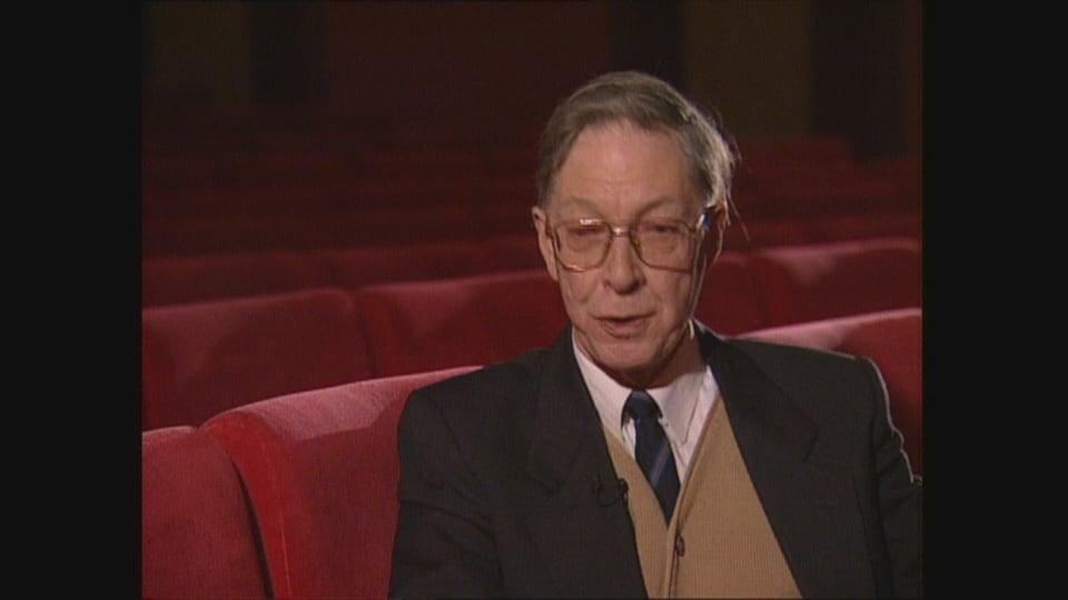 Taggart en il Kino Apollo a Cuira nua che ses film ha gì premiera l'onn 1999.