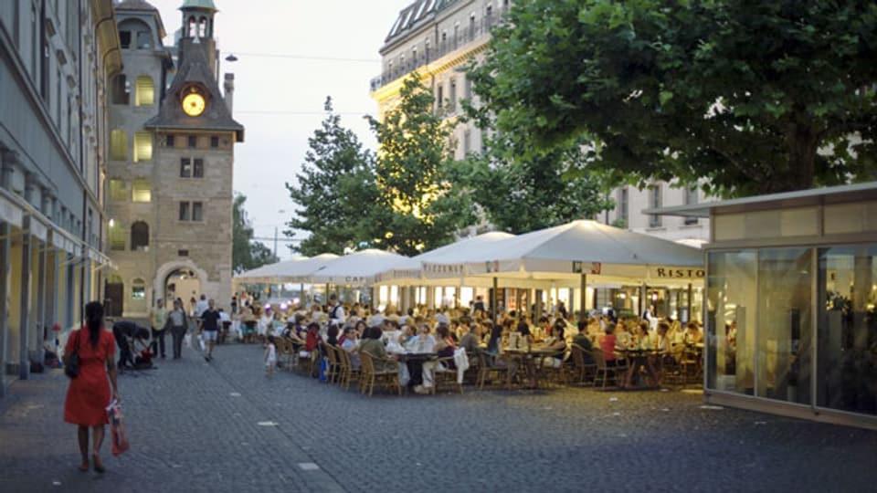 Neues Gastronomiegesetz - Genfer Behörden räumen bei den Restaurants auf
