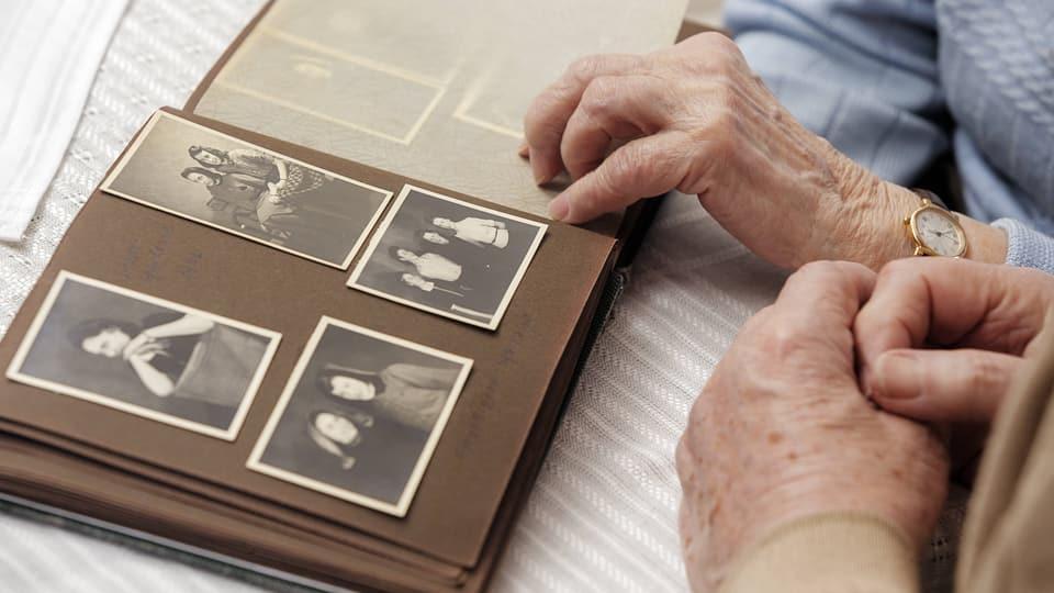 «Ich bin eine Witwe mit Mann»: Leben mit Demenzkranken