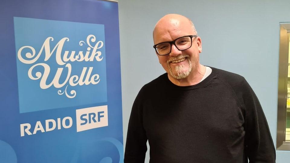 Authentisch und menschlich: Unser Studiogast DJ Ötzi.