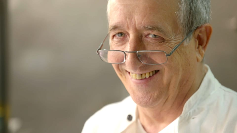 Kulinarik-Experte Virgílio Gomes