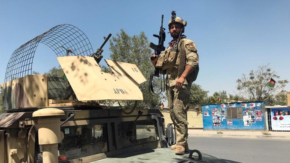 Krieg in Afghanistan – Die Nato-Mission wird in Frage gestellt