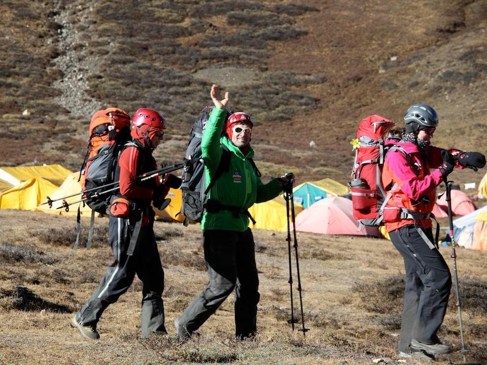 Alpinisten