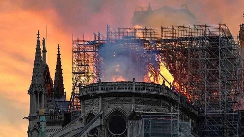 Weshalb machte SRF keine Sondersendung zum Brand von Notre Dame?