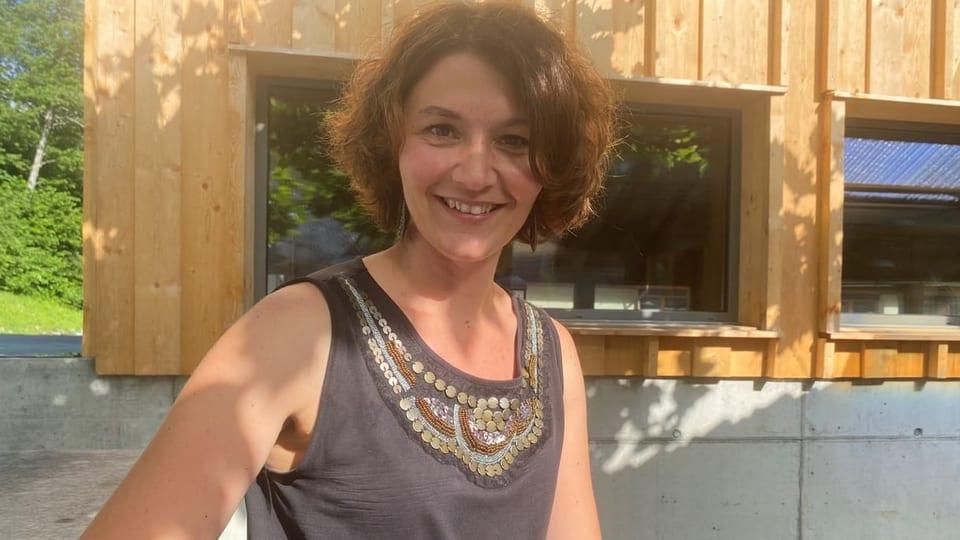 Iris Cadalbert: Quai è stà bel e betg bel il medem mument